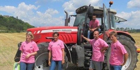 Les Jeunes Agriculteurs préparent leur manifestation festive en Périgord | Agriculture en Dordogne | Scoop.it