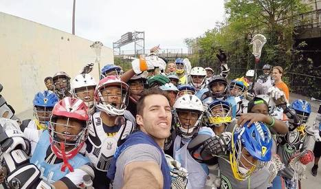 How The Face Of The Lacrosse Universe Personally Built His Digital Brand | SportonRadio | Scoop.it