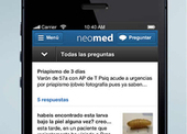 El WhatsApp para médicos llega a los 'smartphones' - Diariocrítico.com   Búsqueda de información medica en la web   Scoop.it