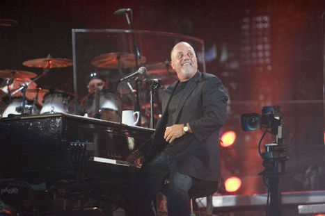 Billy Joel Says Elephants Are Worth More Than Ivory Piano Keys | Anything, mainly re-scooped things from friends | Scoop.it