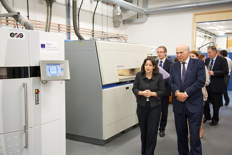 UK Government Gives 3D Printing Projects £15M Boost - 3D Printing   Artilect Fab Lab Toulouse   Scoop.it