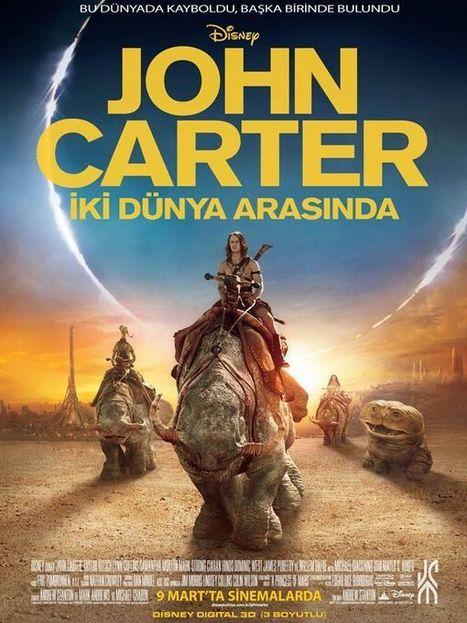 John Carter  İki Dünya Arasında Türkçe Dublaj İzle | www.sinemaevinizde.com | Scoop.it