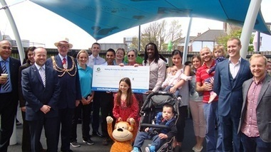 Brighton and Sussex University Hospitals - New sensory garden opens to benefit young patients | Brighton and Sussex University Hospitals NHS Trust | Scoop.it