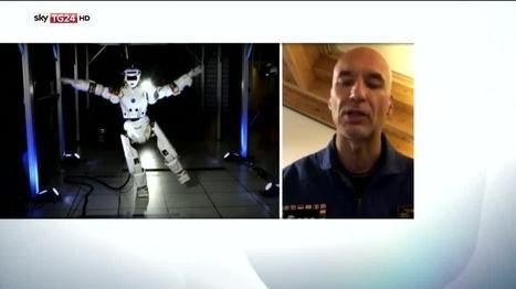 Parmitano, lavoro dei robot è essenziale su Marte | Video Sky - Sky TG24 HD | Marte | Scoop.it
