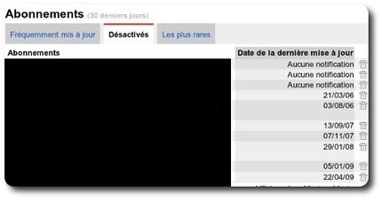 Google Reader : comment trouver et supprimer les flux rss morts | Time to Learn | Scoop.it