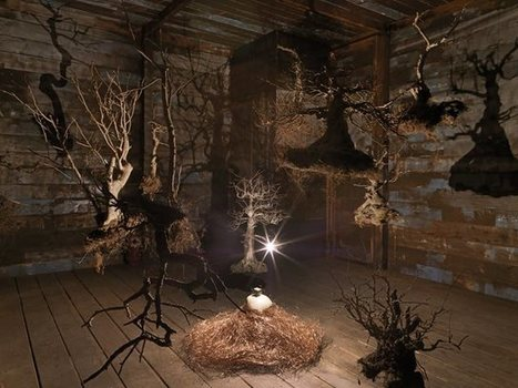 Eduardo Basualdo: The Island | Art Installations, Sculpture, Contemporary Art | Scoop.it