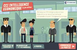 Sensibiliser les entreprises à l'intelligence économique en jouant | Outils web, html5, logiciels libres. | Scoop.it