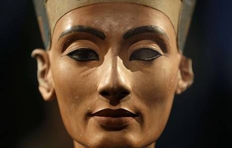 Le mystère de la tombe de Néfertiti pourrait être résolu par analyse infrarouge | Archeology on the Net | Scoop.it