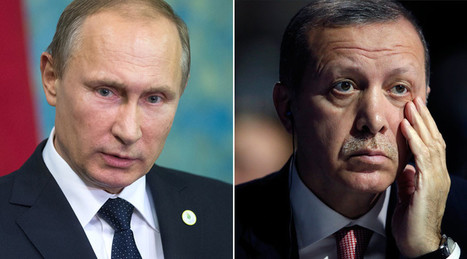 Russia has 'more proof' ISIS oil routed through Turkey, Erdogan says he'll resign if it's true | Saif al Islam | Scoop.it