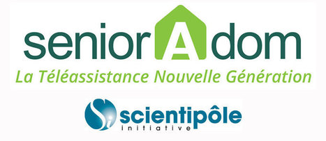 SeniorAdom Lauréat de Scientipôle Initiative | Téléassistance | Scoop.it