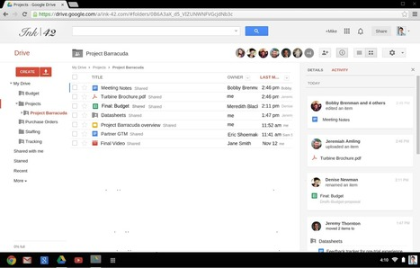 5 Tips to Turn Yourself into a Google Drive Gooru | Google Gooru | Elementary Technology Education | Scoop.it