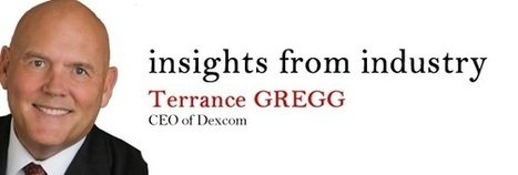 Continuous glucose monitoring in children: an interview with Terrance Gregg, CEO of Dexcom | diabetes and more | Scoop.it