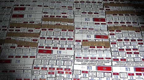 Big Tobacco Smuggling | Stop Smoking | Scoop.it