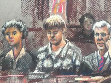 Dylann Roof Admits to Church Massacre in Chilling Detail; Mother Suffers Heart Attack in Court | EURweb | MARTIN'S.IMMIAFRIKA | Scoop.it