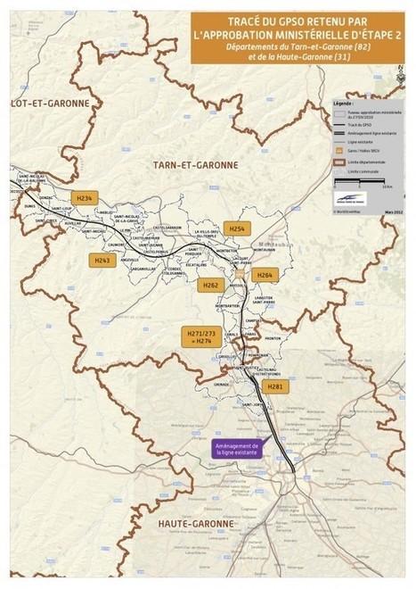 [Débat du mois] La LGV à Toulouse est-elle indispensable? | Z-archivactions | Scoop.it