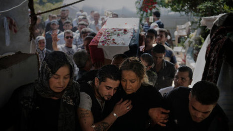 At a Syrian Soldier's Funeral, Few Doubts About a War's Rightness - New York Times | syria | Scoop.it