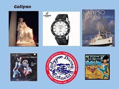 Referents mitològics arreu | El fil del mite grec | Referentes clásicos | Scoop.it