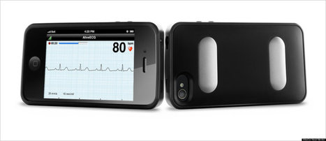This $200 iPhone Case Is An FDA-Approved EKG Machine | Little things about tech | Scoop.it