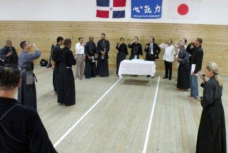 Festejan primer aniversario construcción Kendo Dojo en UASD - 7dias.com.do | Martial Arts and LOL | Scoop.it