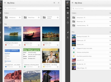 The 5 Recent Google Drive Updates Teachers Should Know About ~ Educational Technology and Mobile Learning | Educational Technology | Scoop.it