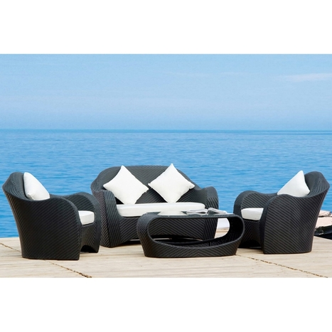 Unveil the Fascinating Outdoor Seating Furniture Collection   Poundex Furniture -  Offices and homes   Scoop.it