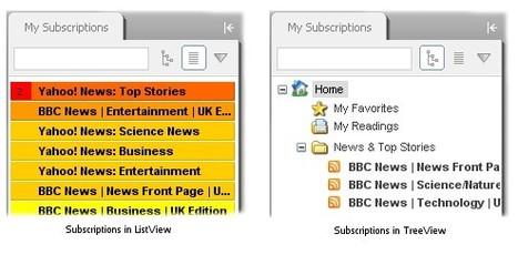 Newzie, Your feature-rich news aggregator -2 | Aplicaciones y Herramientas . Software de Diseño | Scoop.it
