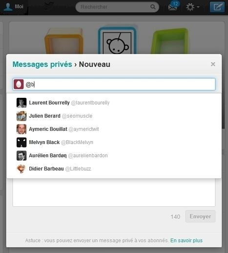 Astuces pour mieux utiliser Twitter, Google Plus, Facebook | Be Marketing 3.0 | Scoop.it