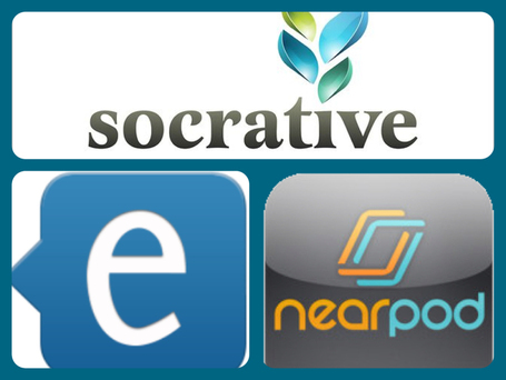 Testing: What apps make it easy? Socrative, Edmodo and Nearpod | iPads in Education | Scoop.it