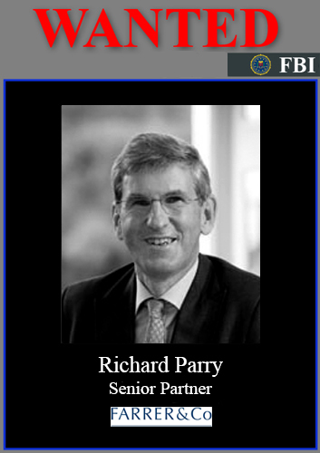 Farrer & Co Law Firm Senior Partner Richard Parry News - Google Search   Balmoral Castle * Buckingham Palace * Windsor Castle * Sandringham House * Kensington Palace * HOLYROOD PALACE * DUKE OF SUTHERLAND = NAME*SWITCH = GERALD J H CARROLL ESTATE * MOST FAMOUS IDENTITY THEFT * HM Treasury Biggest Offshore Tax Fraud Case   Scoop.it