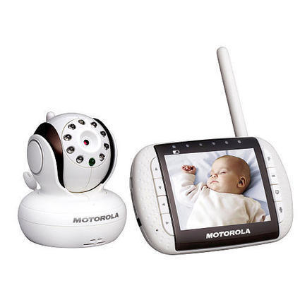 Motorola MBP36 Remote Wireless Video Baby Monitor Review | Baby gagdet | Scoop.it