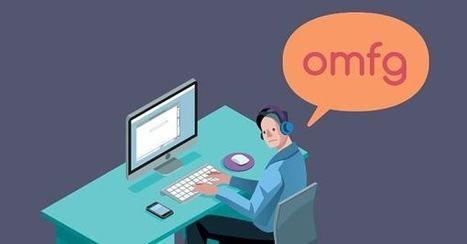 devRant : un Twitter réservé aux développeurs, pour râler en toute tranquillité - Blog du Modérateur | Le Community Management autrement | Scoop.it