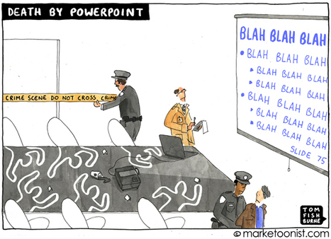 Death by PowerPoint | Just Story It Biz Storytelling | Scoop.it