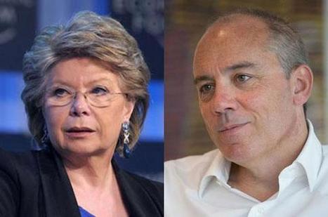 Viviane Reding et Stéphane Richard : «Sur le marché unique du numérique, la protection des données est essentielle»   Stratégie et Leadership   Scoop.it