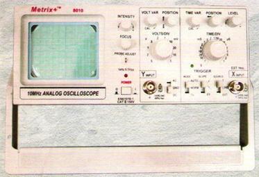 OSCILLOSCOPE in Kolkata - Paul Radio Stores | Digital Multi Meter in Kolkata | Scoop.it