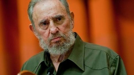 Fidel Castro propose aux Etats-Unis de collaborer dans la lutte contre Ebola | International... | Scoop.it