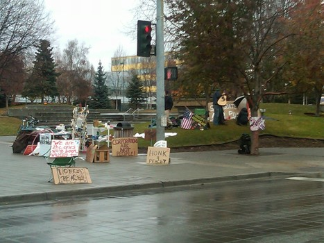 Occupy Anchorage, Communism, and Other Red Herrings   Alaska   Scoop.it