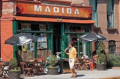 It Takes a Village: Saving Fort Greene's Beloved Madiba Restaurant | Brooklyn Magazine | Brooklyn By Design | Scoop.it