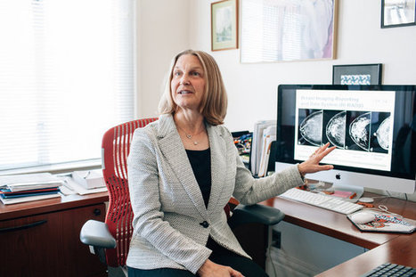 Study Suggests Dense Breast Tissue Isn't Always a High Cancer Risk | Natural and Alternative Medical News | Scoop.it