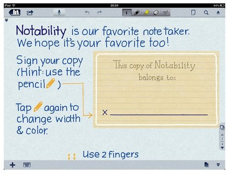 iPad productivity apps make you effective on the tablet | Mobile News | Scoop.it