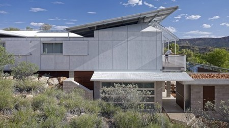 Australia: This house in the desert keeps itself cool and generates its own power GizMag.com | Renewable Energy Resource | Scoop.it