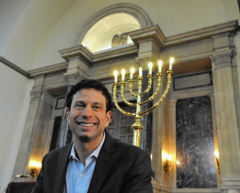 Forty years later, an urban synagogue celebrates its birth - Baltimore Sun | Jewish Music | Scoop.it