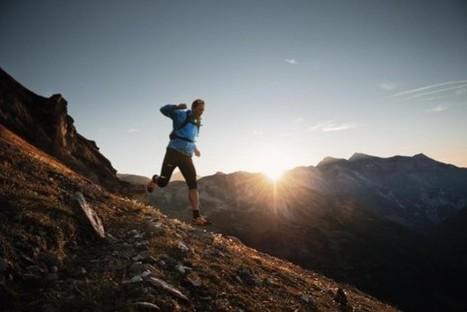 Un défi dingue: ils veulent courir plus vite que le soleil! - lavenir.net | Trail running et sports de montagne | Scoop.it