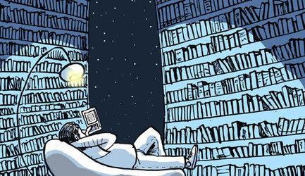 El libro electrónico, al ralentí | Libro electrónico | Scoop.it