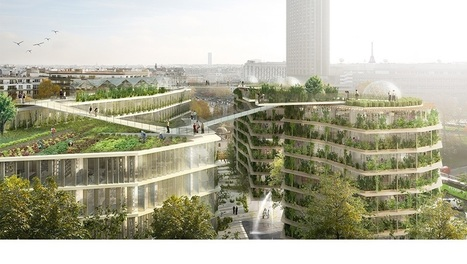 Winner: Réinventer Paris, The Multi-Level City — City Farmer News | Community Food Systems | Scoop.it