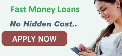 Helpful Advice To Choose An Apt Option Of Fast Money Loans! | Short Term Loans Auckland | Scoop.it