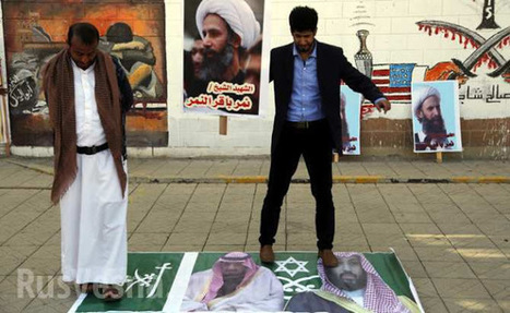 Saudi Arabia Throws the First Punch, but Comes off Worse | Global politics | Scoop.it