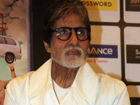 Amitabh Bachchan: Hrishikesh Mukherjee Was God to Us   Amitabh bachchan   Scoop.it