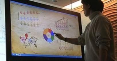 Microsoft unveils self-sketching whiteboard - Myjoyonline.com | IWBs & Language Teaching | Scoop.it