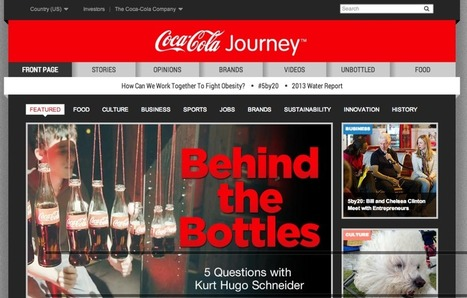 Cómo el Content Marketing Benefició a Coca-Cola [Caso de Éxito] | Genwords Blog | Curaduria de contenidos y Preservacion digital | Scoop.it