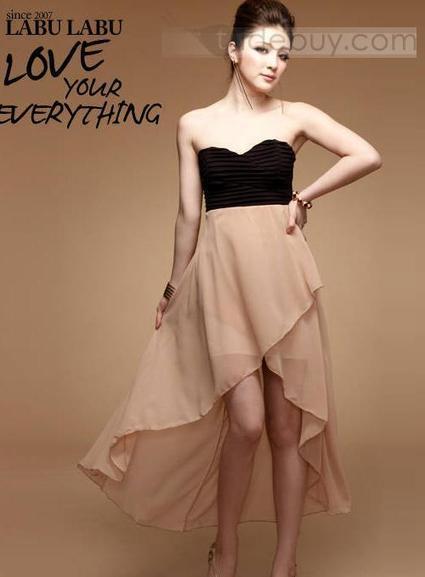 Fashionable Impression Bohemian Style Irregular Split Joint Backless Pleated Dress | beautyful | Scoop.it